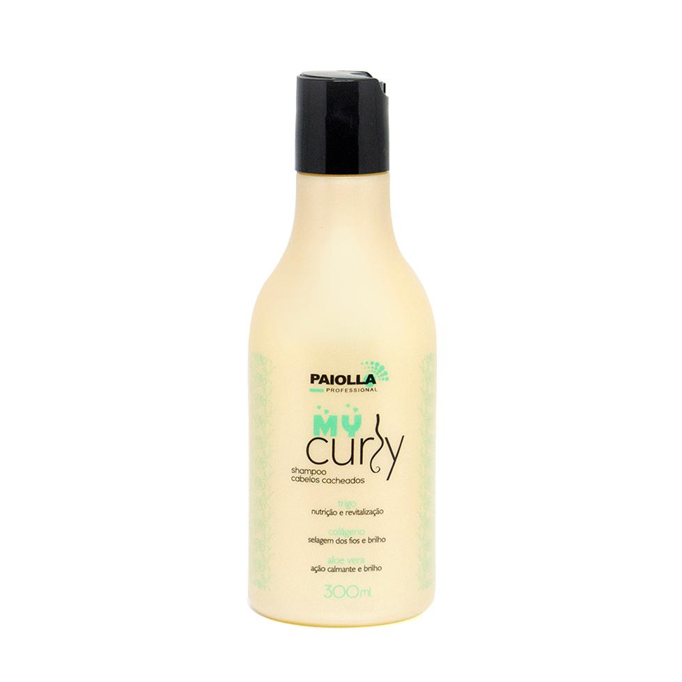 shampoo my curly