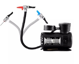 Mine compressor, acessórios para carros