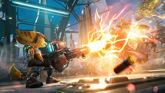 Ratchet e Clank Em Uma Outra Dimensão