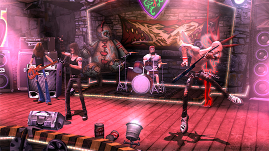 Guitar Hero III Legends of Rock