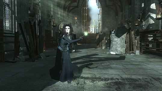 Harry Potter e as Reliquias da Morte Parte 2