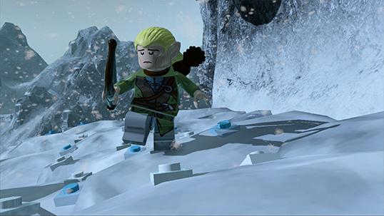 LEGO O Senhor dos Anéis