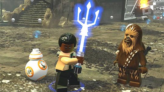 LEGO Star Wars O Despertar da Força