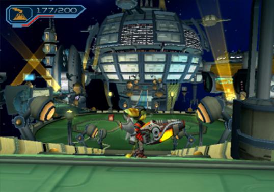 Ratchet e Clank Going Commando