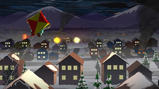 South Park A Fenda que Abunda Força
