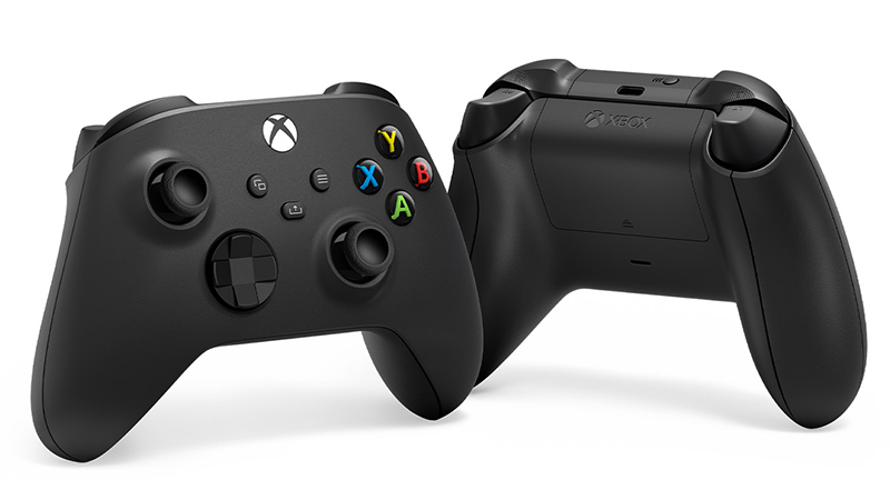 Xbox Carbon Black