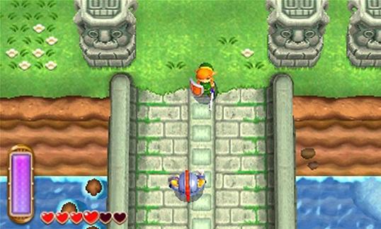 The Legend of Zelda A Link Between World
