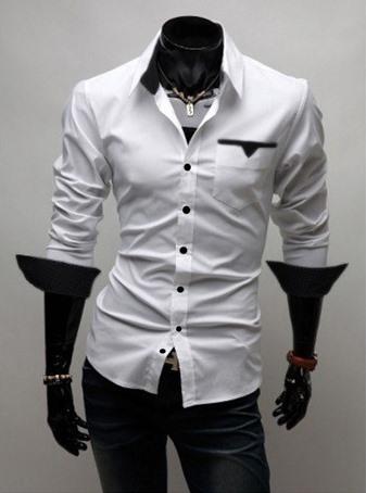 e66f9df972 Camisa Social Slim Fit Manga Longa você encontra na ...