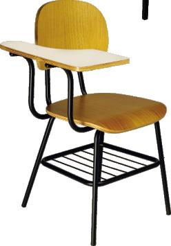 cadeiras escolares e universitária 1000