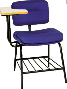 cadeiras escolares e universitária 1004