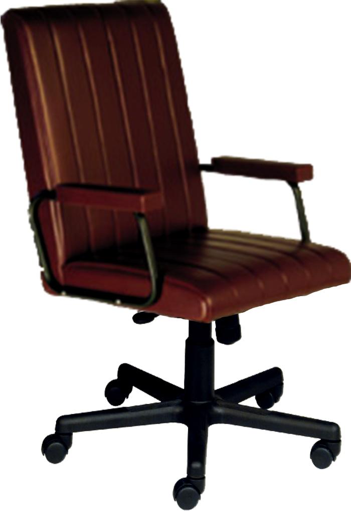 cadeira para escritório linha Administrador 121-A