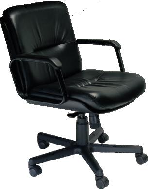 poltrona cadeira para escritorio modelo 2001