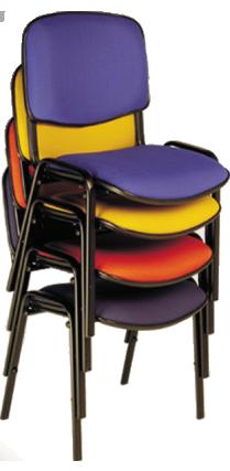 Cadeira empilhável plástica 5004
