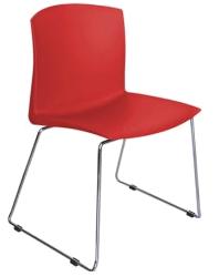 Cadeira empilhável plástica 7004