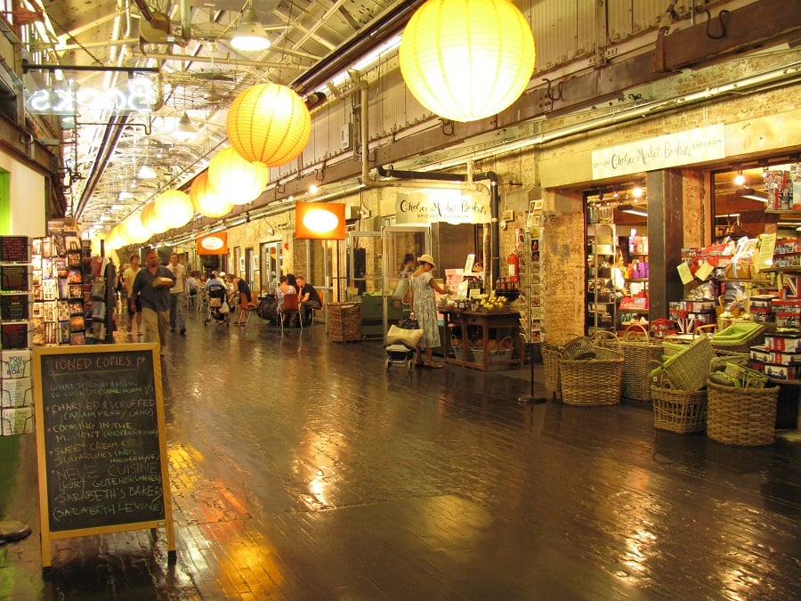 Foto de Chelsea Market em Nova York - Petite Sofie
