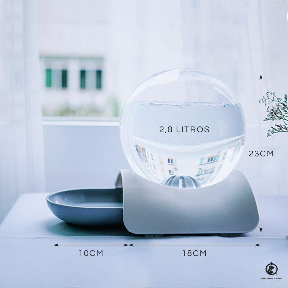 Bebedouro Automático Bubble - Petite Sofie