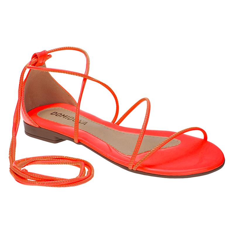 Sandália Neon Fluorescente