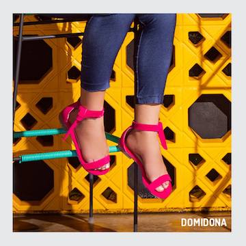 Domidona Shoes: Cores Vibrantes!