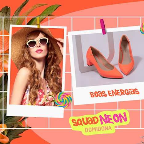 Squad Neon Domidona Shoes