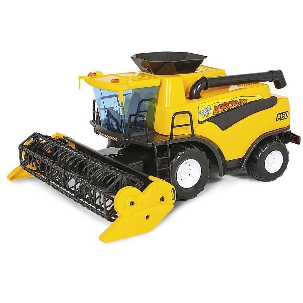Brinquedo Fazenda Amarelo