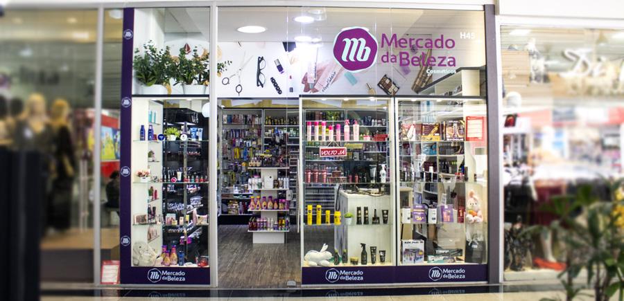 Loja Mercado da Beleza FIP Brusque SC