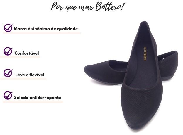 Porque-usar-sapatilha-bottero-preta