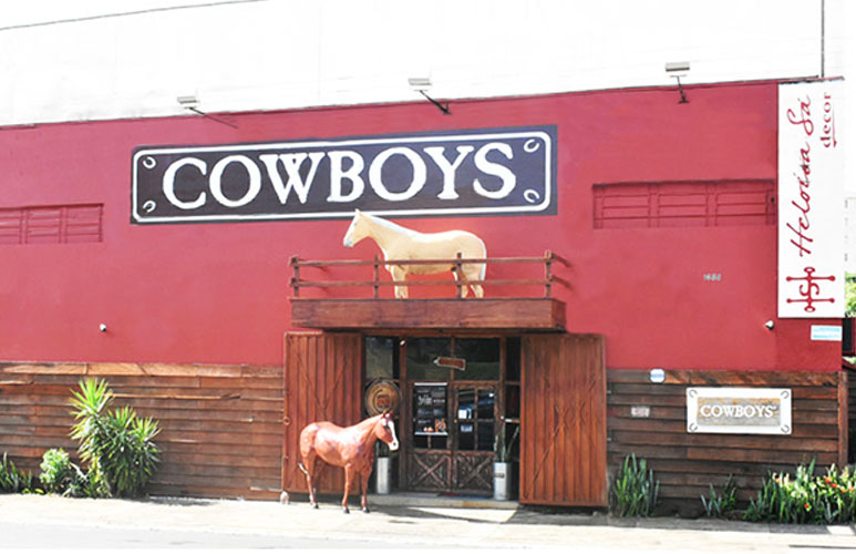 Loja Cowboys - Presidente Prudente / SP