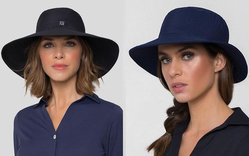 Chapéu Feminino Pesacador Bucket Hat