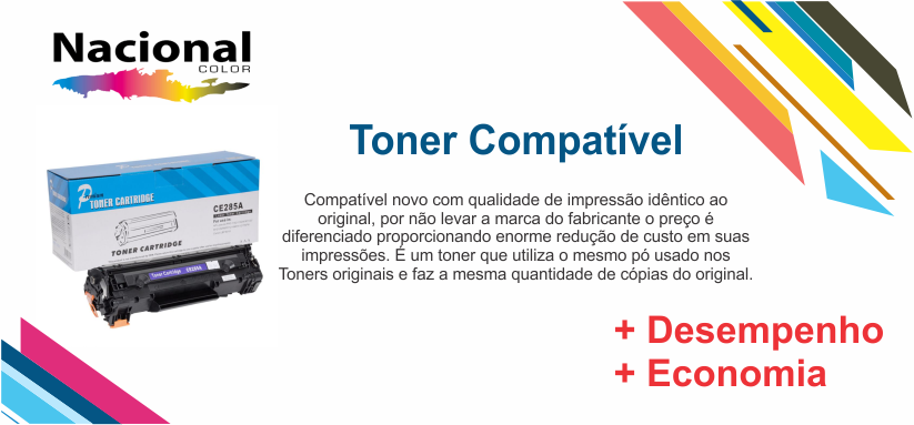 toner compativel