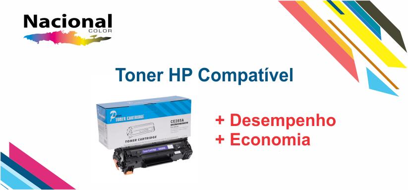 toner hp compativel