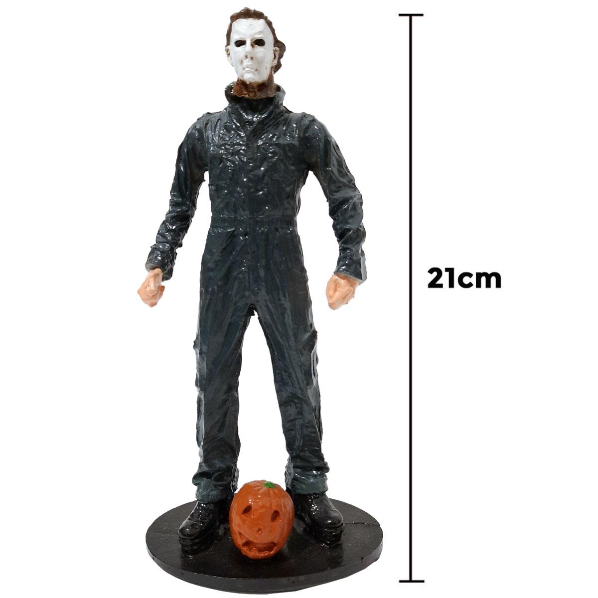 Boneco Halloween Michael Myers Action Figure