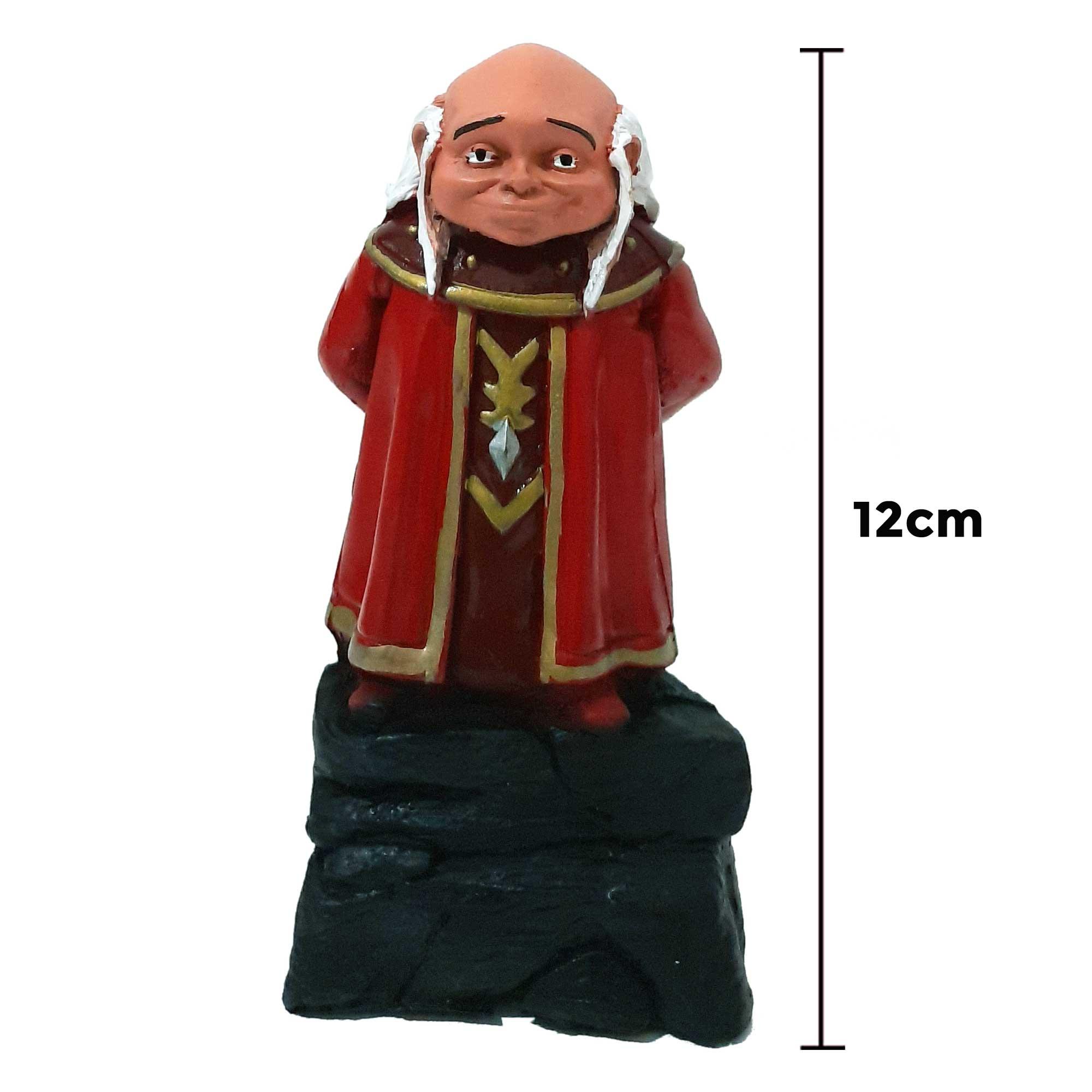 Boneco Mestre dos Magos Caverna do Dragão 12cm