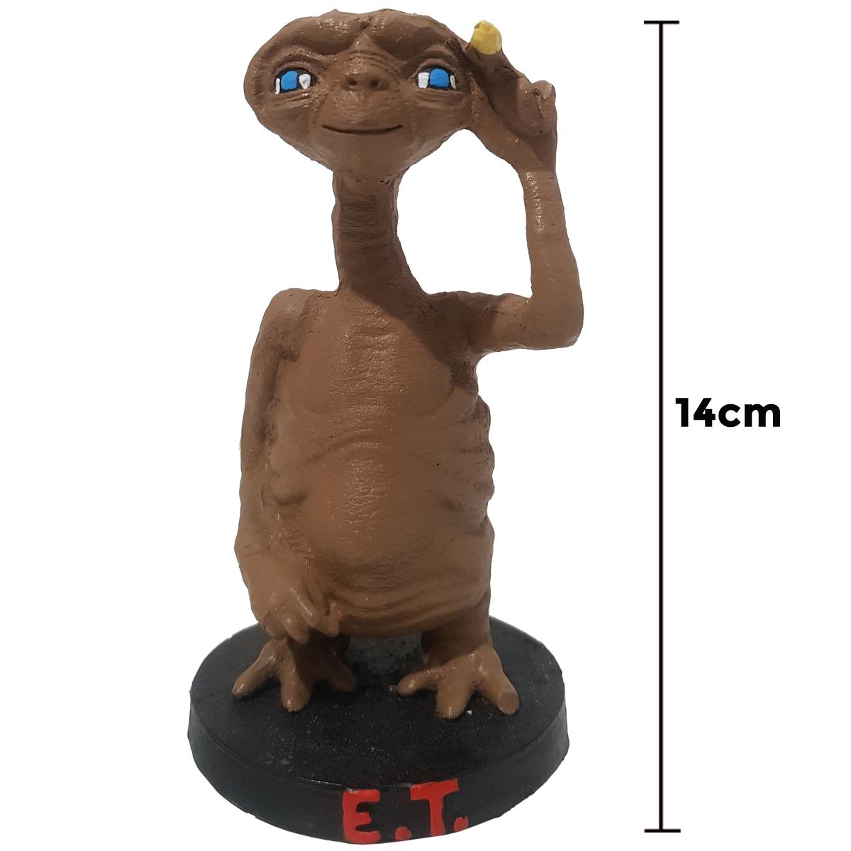 Boneco ET Filme Action Figure 14cm