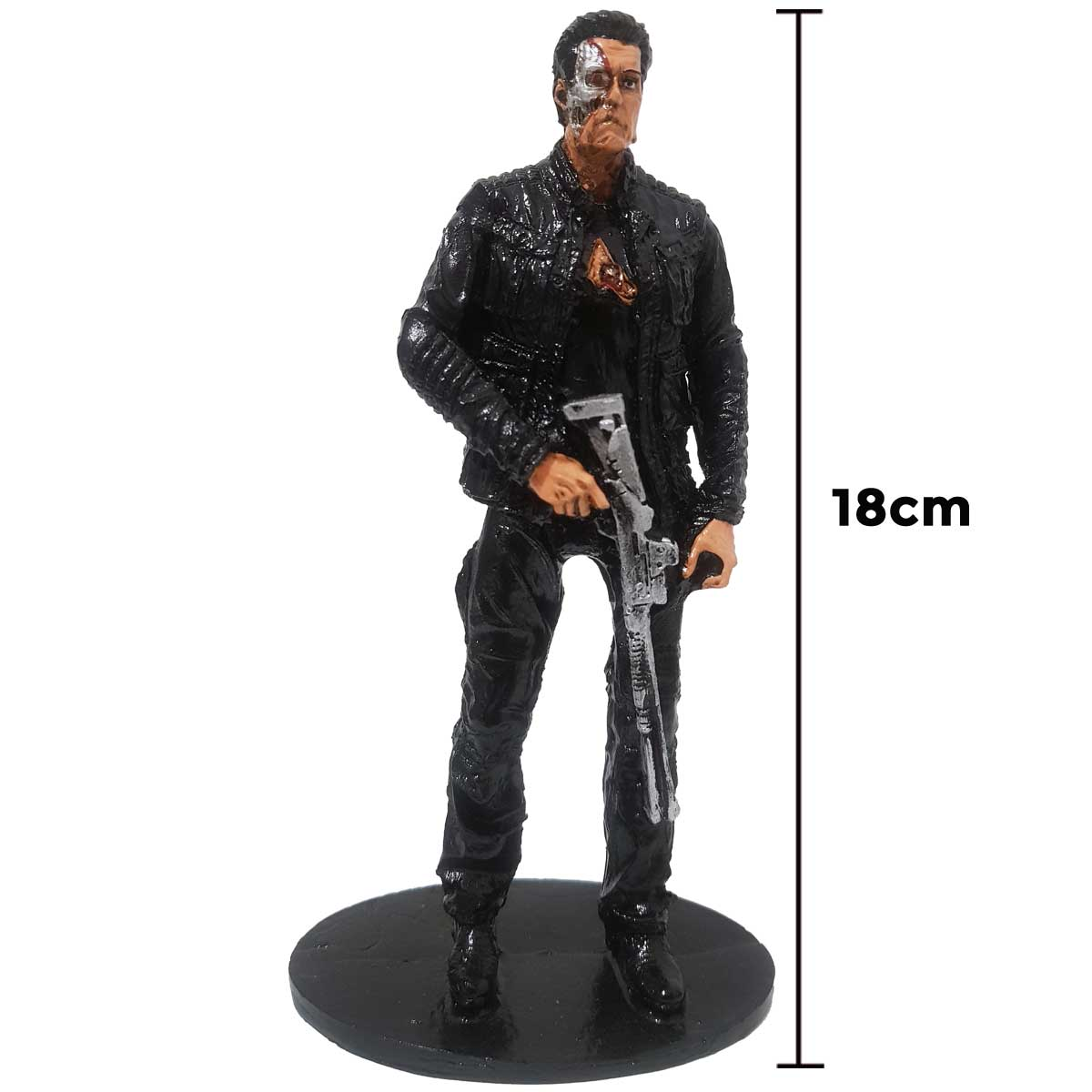 Exterminador do Futuro Action Figure 18cm