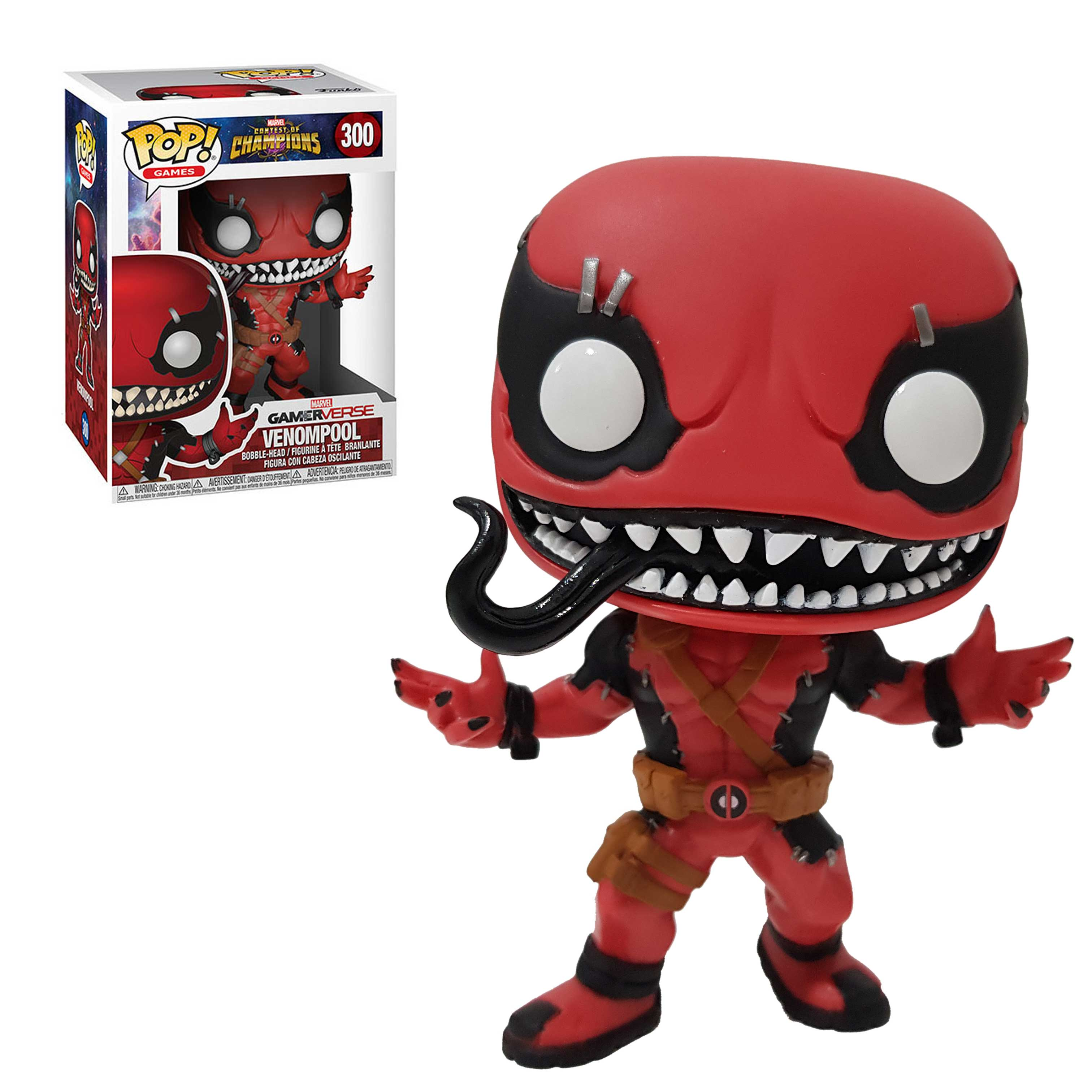 Funko Pop Venompool #300 Marvel: Contest of Champions