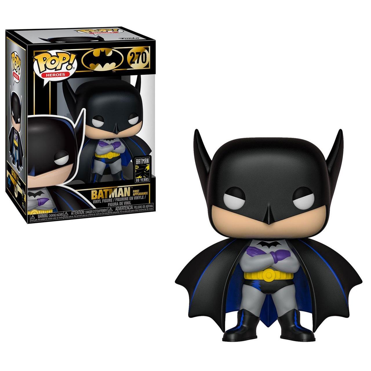 Funko Pop Batman #270 Batman 80 Years