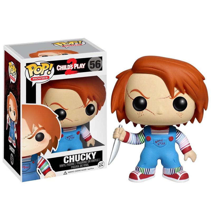 Pop Funko Chucky #56 Brinquedo Assassino 2