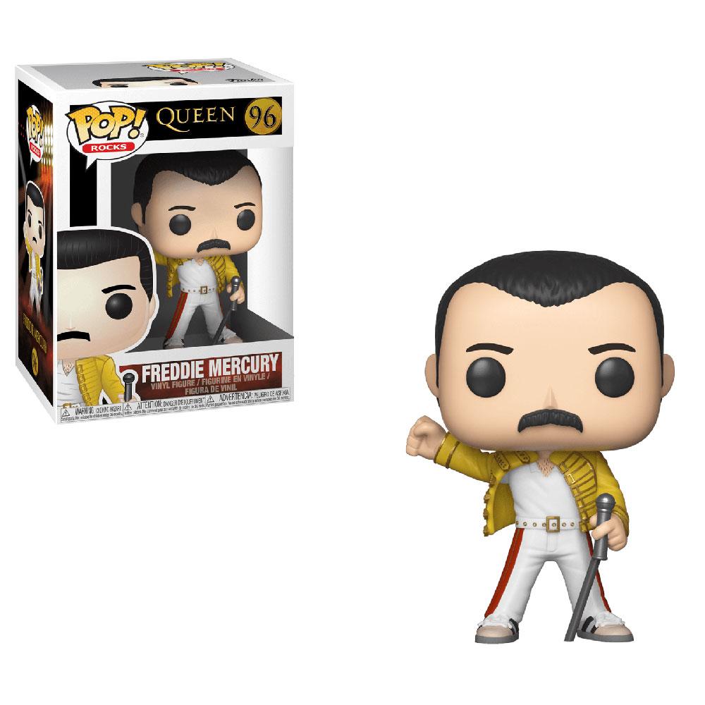 Pop Funko Freddie Mercury Queen #96