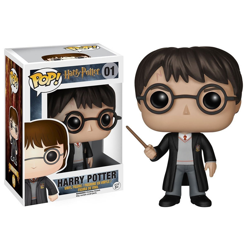 Pop Funko Harry Potter #01