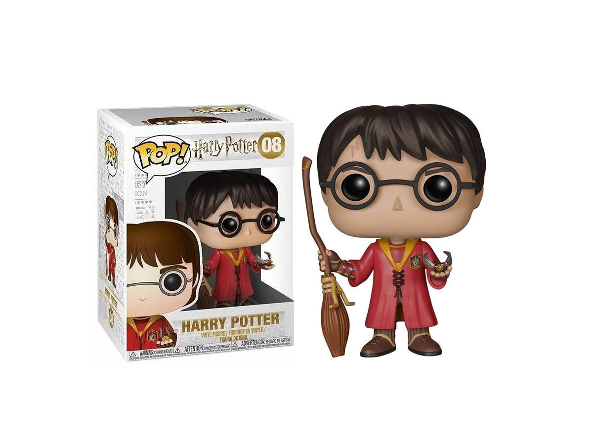 Pop Funko Harry Potter Quadribol #08