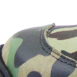 Textura do couro nobuck militar