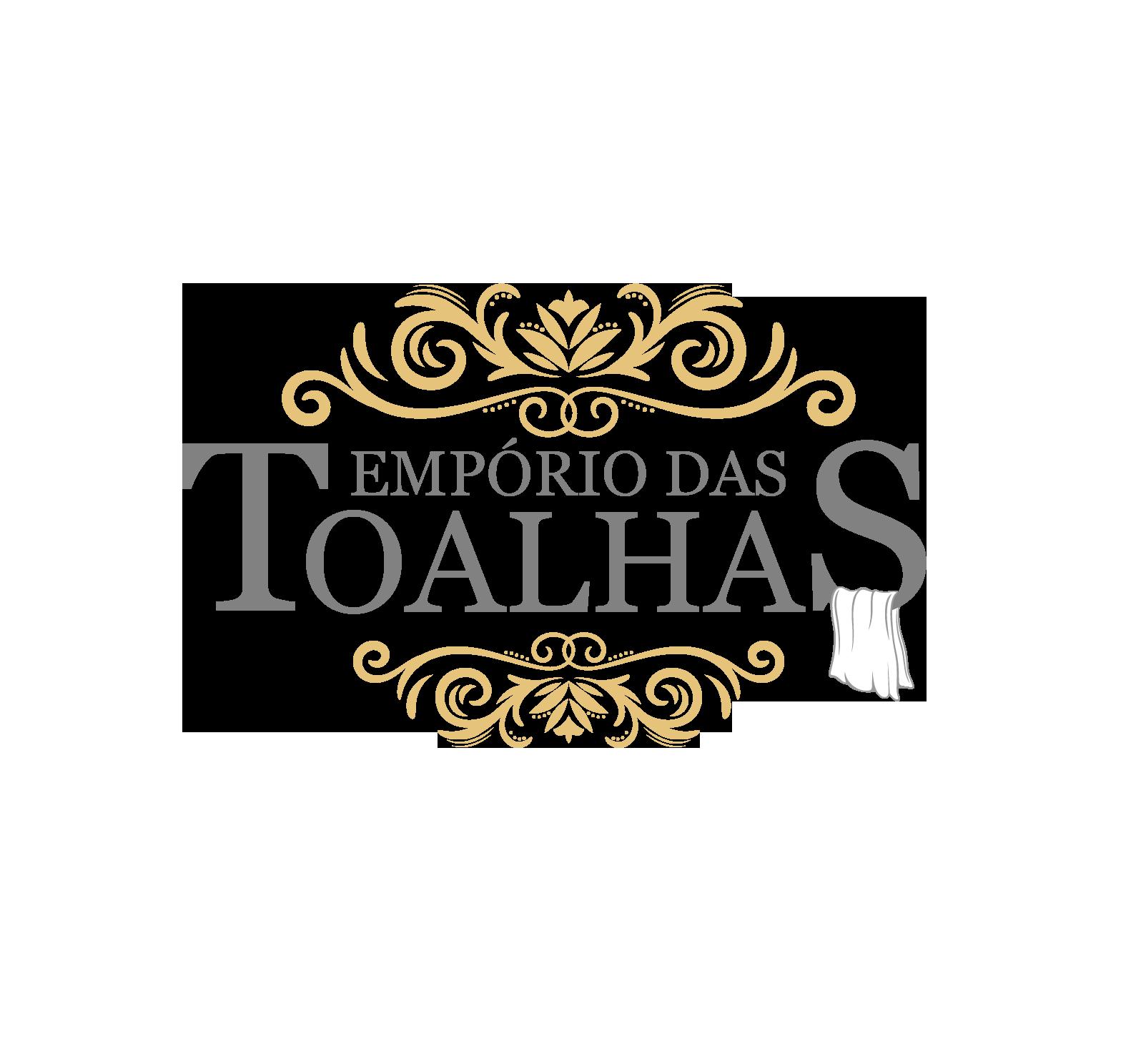 Logo da Empório das Toalhas - A sua Loja de Mesa e Banho na Internet!