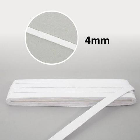 Elastico Chato Marcio 4mm