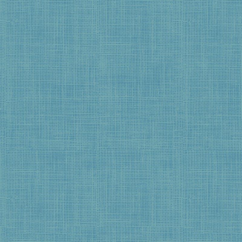 Fabricart Coleção Colors & Basics Linho - Estampa Linho Azul Capri 50cmX150cm