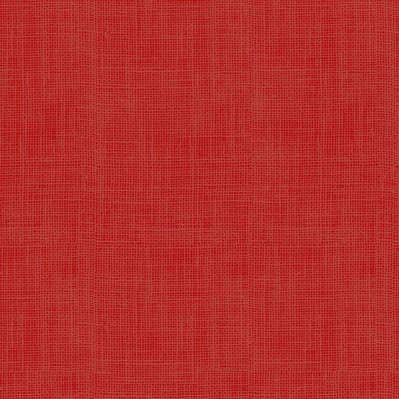 Fabricart Coleção Colors & Basics Linho - Estampa Linho Vermelho Claro 50cmX150cm