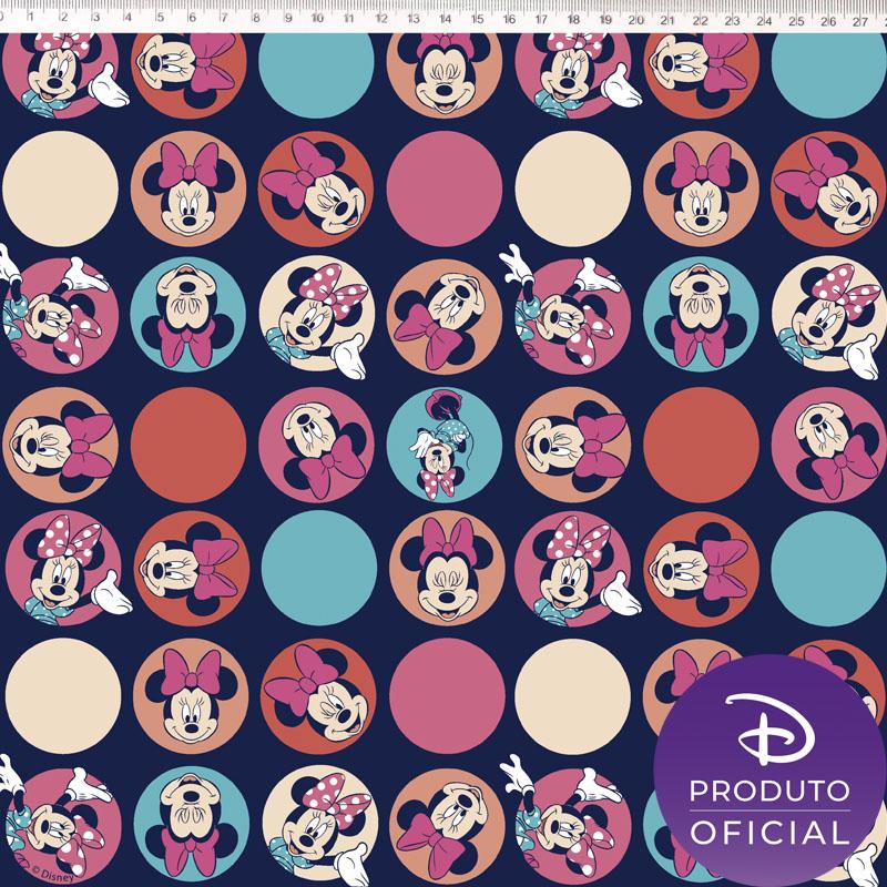 Fernando Maluhy - Coleção Disney - Minnie Bolas - 50cm X 150cm