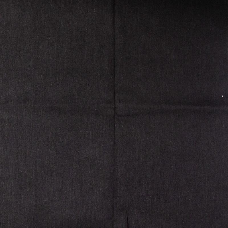 Caldeira - Estampa Preto Liso  - 50cm x 150cm