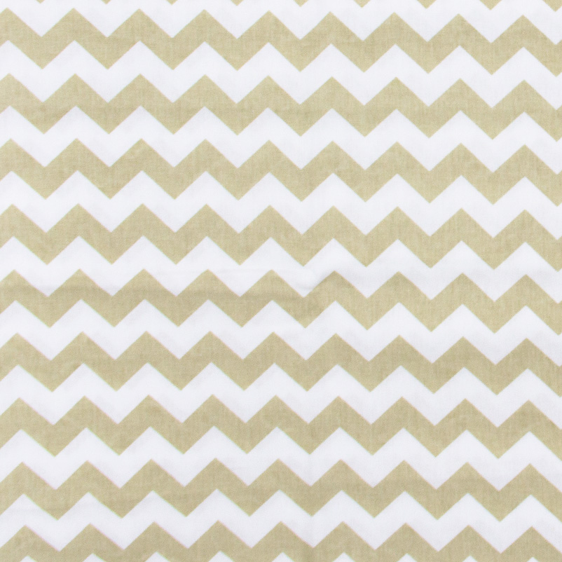 Decorart - Chevron Bege - 50cm x 150cm