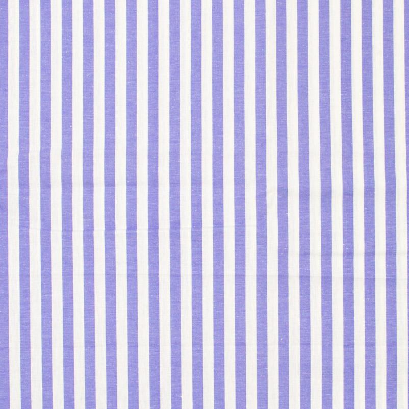 Decorart - Listrado Azul/Branco - 50cm x 150cm