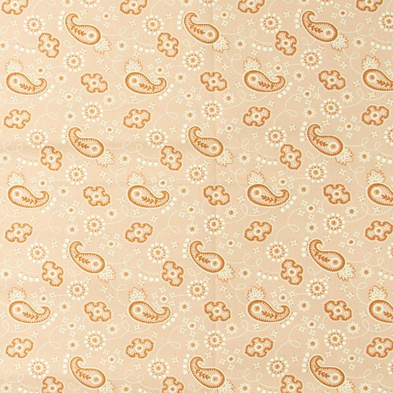 Fabricart - Cashmere laranja - 50cm X150cm